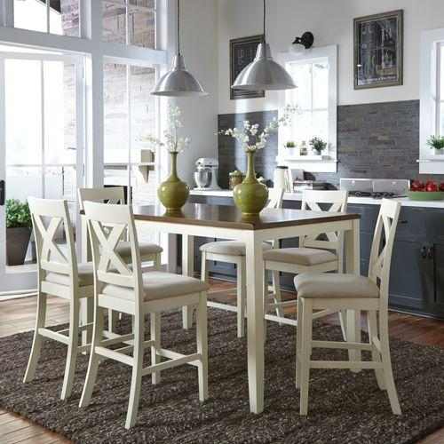 Gallery - 7 Piece Gathering Table Set