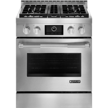 "Pro-Style® 30"" Gas Range with MultiMode® Convection, Pro-Style® Stainless Handle"