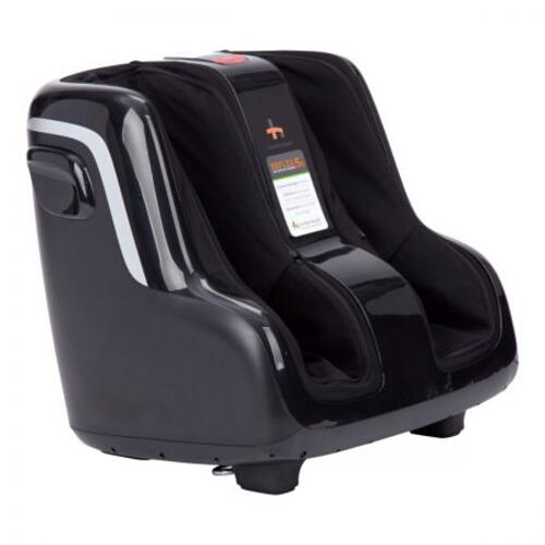Human Touch - Reflex5s Foot and Calf Massager - Black