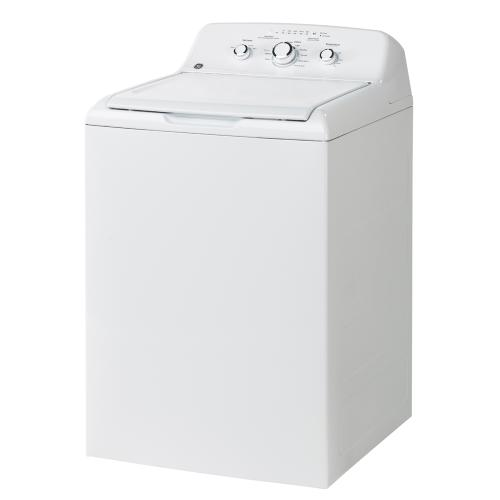 GE 4.4 Cu. Ft. Top Load Electric Washer White - GTW220BMMWW
