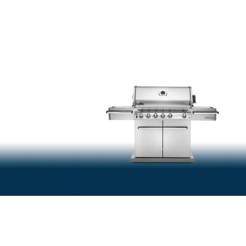 Napoleon BBQ - PRO 600 with Infrared Rear and Side Burners