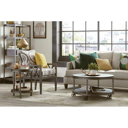 Gallery - ROUND COFFEE TABLE