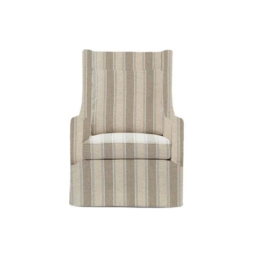 Gallery - Wright Swivel Chair (Yuso Sky Fabric)