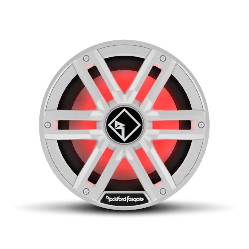 "Rockford Fosgate - M2 10"" DVC 2 Color Optix™ Infinite Baffle Marine Subwoofer"