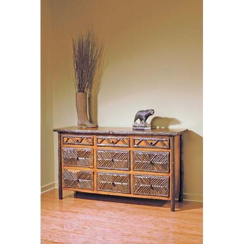 JP 333 Mosiac Six Drawer Dresser
