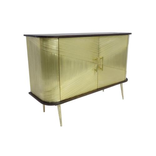 Louis 2 Door Cabinet, 2613S