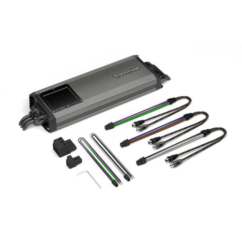 Rockford Fosgate - 1,500 Watt 5-Channel Element Ready™ Amplifier