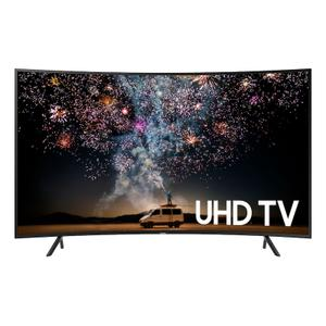 "Samsung65"" Class RU730D Curved Smart 4K UHD TV (2019)"