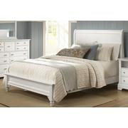 Sleigh Platform Bed (Queen) Product Image