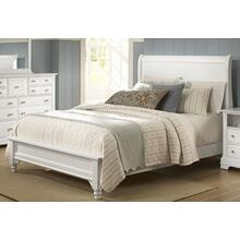 Sleigh Storage Bed (Queen)