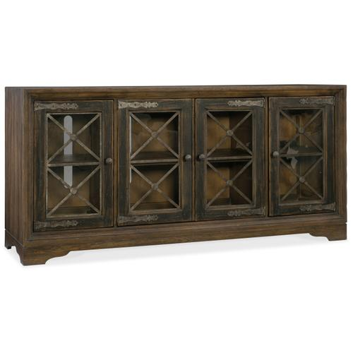 Product Image - Pipe Creek Bunching Media Console