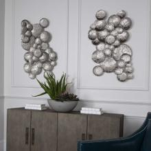 Cassava Metal Wall Decor