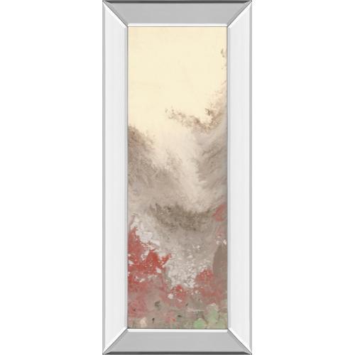 """""""Sang Froid Il"""" By Dlynn Roll Mirror Framed Print Wall Art"""