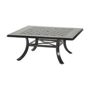 "Gensun Casual Living - Madrid II 48"" Square Coffee Table"