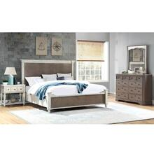 Laurel Grove Parquet Bed