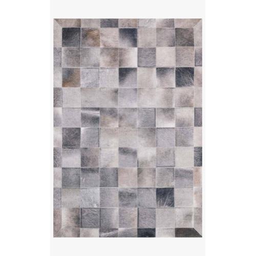 MAD-06 Charcoal / Grey Rug