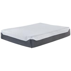 12 Inch Chime Elite King Adjustable Base With Mattress