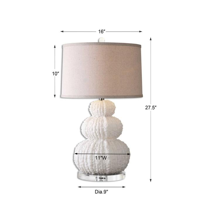 Uttermost - Fontanne Table Lamp