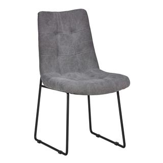 See Details - Emile Side Chair Smoky Gray
