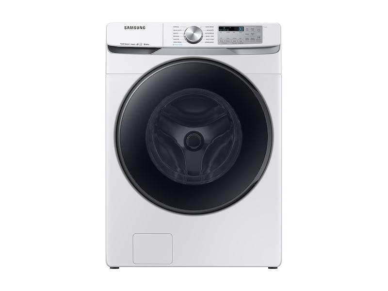 Samsung5.0 Cu. Ft. Smart Front Load Washer With Super Speed In White