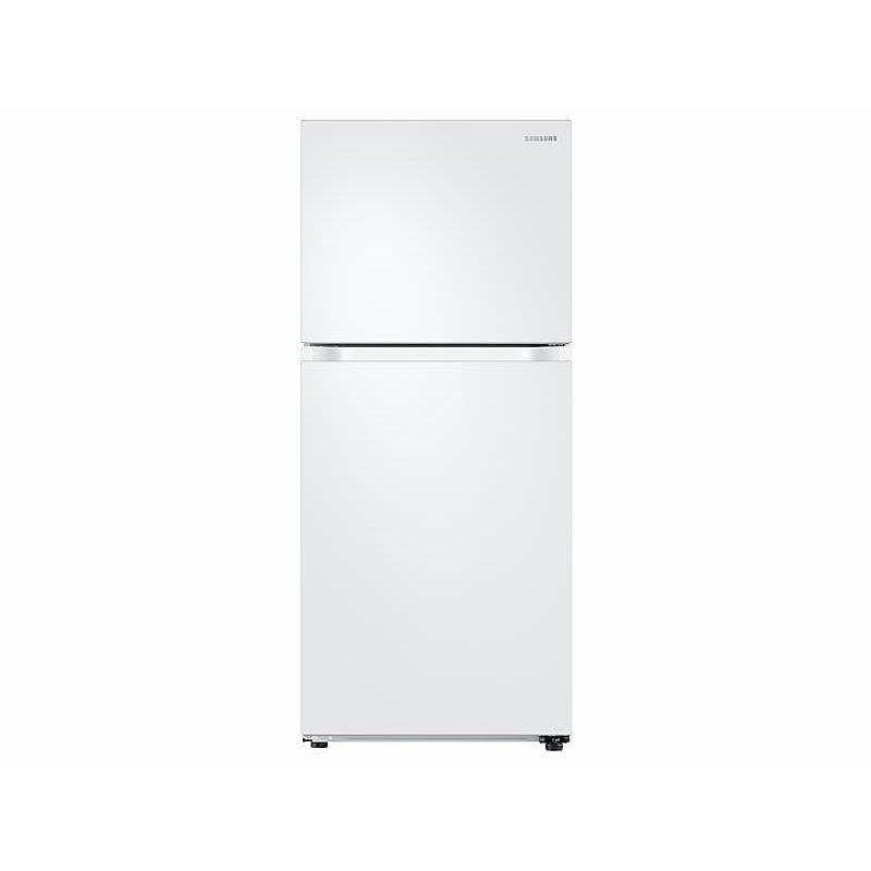 18 cu. ft. Top Freezer Refrigerator with FlexZone™ in White