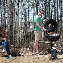See Details - Rodeo Professional Charcoal Kettle Grill