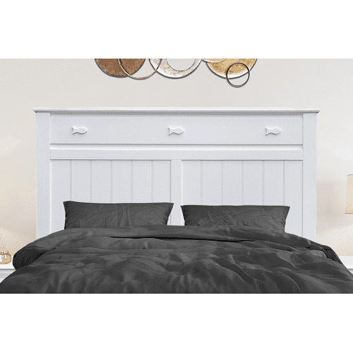 Cottage Creek Furniture - Fishtails Bed, King headboard
