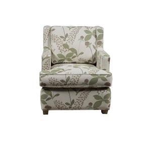 Upholstered Chair, Non Skirted.