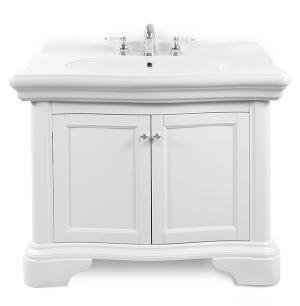 White RENAISSANCE 40-in Single-Basin Vanity Product Image