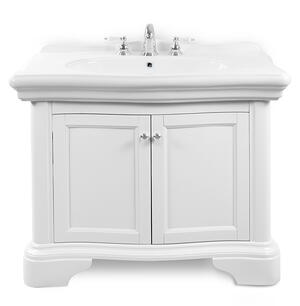 White RENAISSANCE 40-in Single-Basin Vanity Product Image