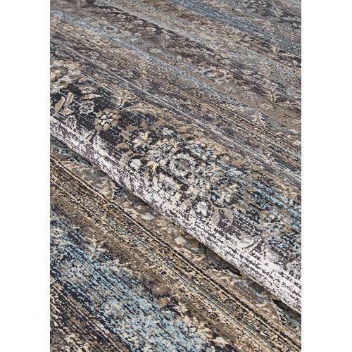 All Over Diamond - Black-Light Blue-Oatmeal 0466/0440