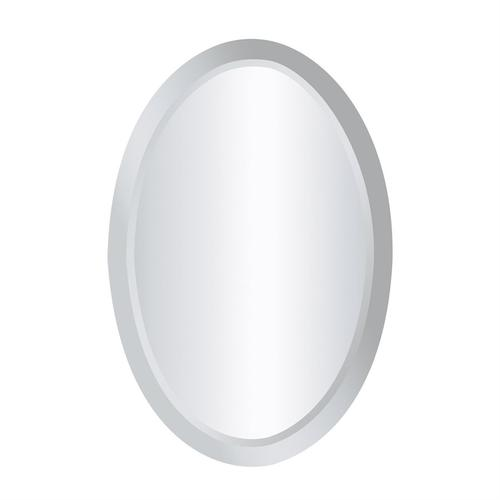 See Details - Chardron Clear Mirror - Oval