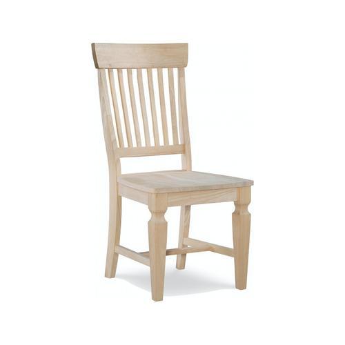 John Thomas Furniture - Vista Slatback Chair
