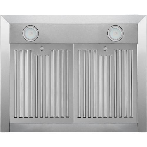 Galanz 24-In. Range Hood in Stainless Steel