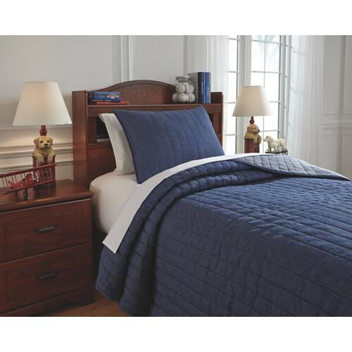 Capella 2-piece Twin Quilt Set