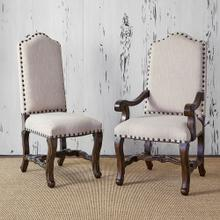 View Product - Florence Side Chair - Small (Tweed)