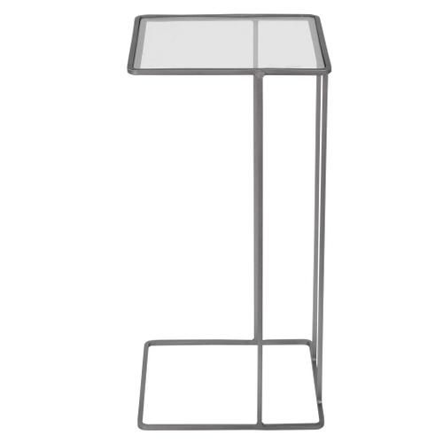Product Image - Cadmus Accent Table, Pewter