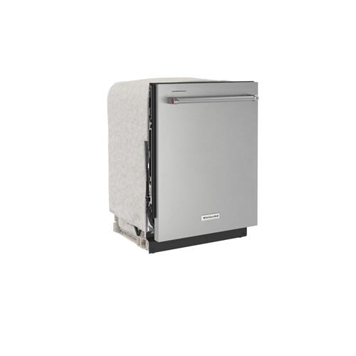44 dBA Dishwasher in PrintShield™ Finish with FreeFlex™ Third Rack - Stainless Steel with PrintShield™ Finish
