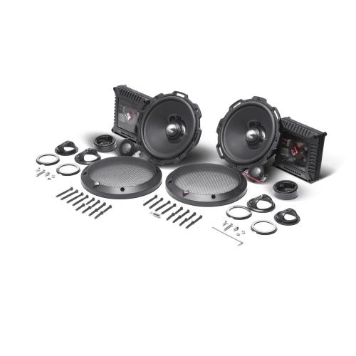 "Rockford Fosgate - Power 6.50"" Aluminum Component System"