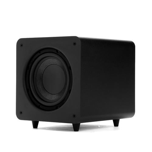 8-inch, 300W Compact Powered Subwoofer.