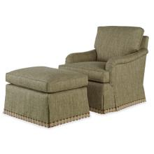 See Details - Everton Ottoman - Skirted