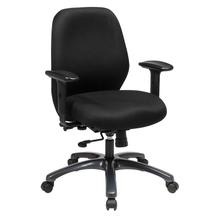 24 Hour Ergonomic Chair With 2-to-1 Synchro Tilt