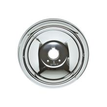 "Chrome 7"" Diameter Replacement Escutcheon"
