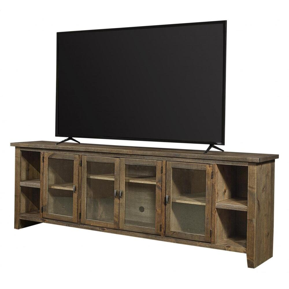 "Aspen Furniture - 97"" Console w/ 4 Doors"