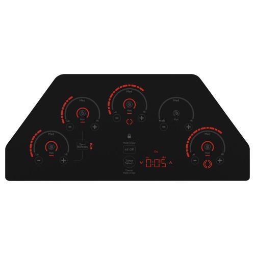 """GE Appliances - Café 30"""" Built-In Touch Control Electric Cooktop"""