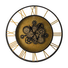 See Details - Gear Clock