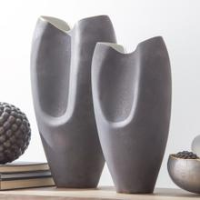 Oxus Pinched Vase-Sm