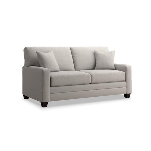 Bassett Furniture - Carolina Thin Track Arm Studio Sofa