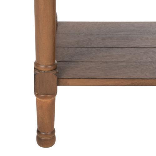 Safavieh - Primrose 3 Drawer Console Table - Brown