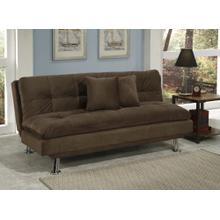 See Details - Chocolate Click Clack Sleeper